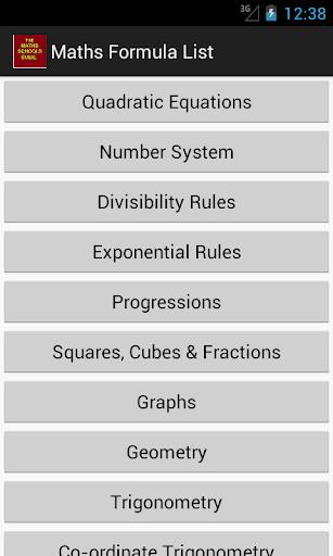 Maths School Guide