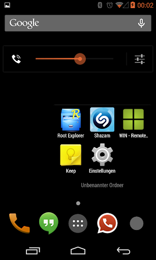 BetterKat CM11 Theme Orange