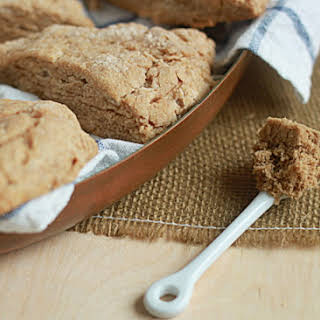 Brown Sugar Cinnamon Scones.