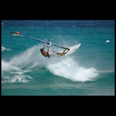 Windsurfing illustrated