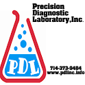 Precision Diagnostic Lab logo