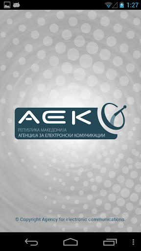 AEK Imenik