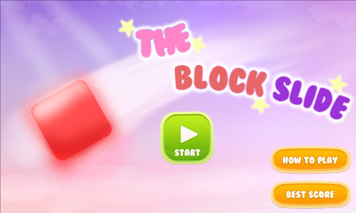 The Block slide puzzle