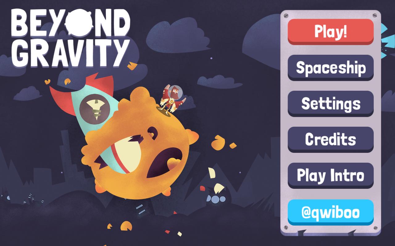 Beyond Gravity screenshot #3
