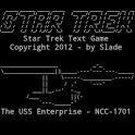 Star Trek Text Game icon