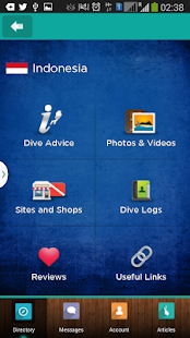 DiveAdvisor - Scuba Diving App- screenshot thumbnail