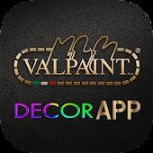 VALPAINT DECOR App