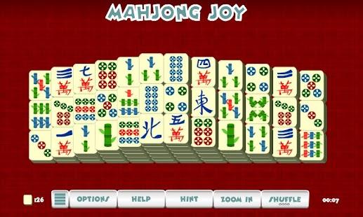 Mahjong Joy- screenshot thumbnail