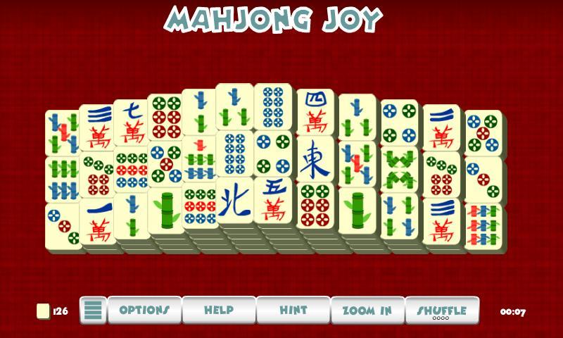 Mahjong Joy- screenshot