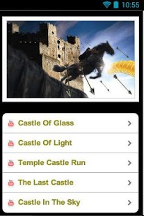 Temple Castle Run - screenshot thumbnail