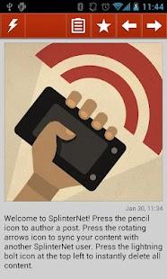 SplinterNet - screenshot thumbnail