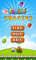 Screenshot of Fruits Shooter