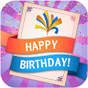 Birthday Wishes Greeting Cards icon