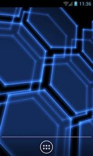 Digital Hive Free LWP - screenshot thumbnail
