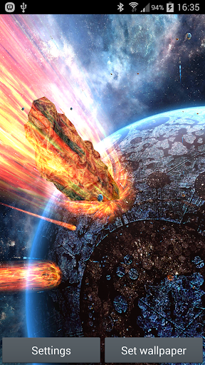 Armageddon screenshot