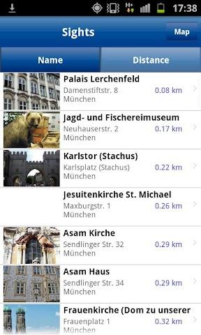 Screenshot 2 München