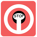 Stop TTPod icon