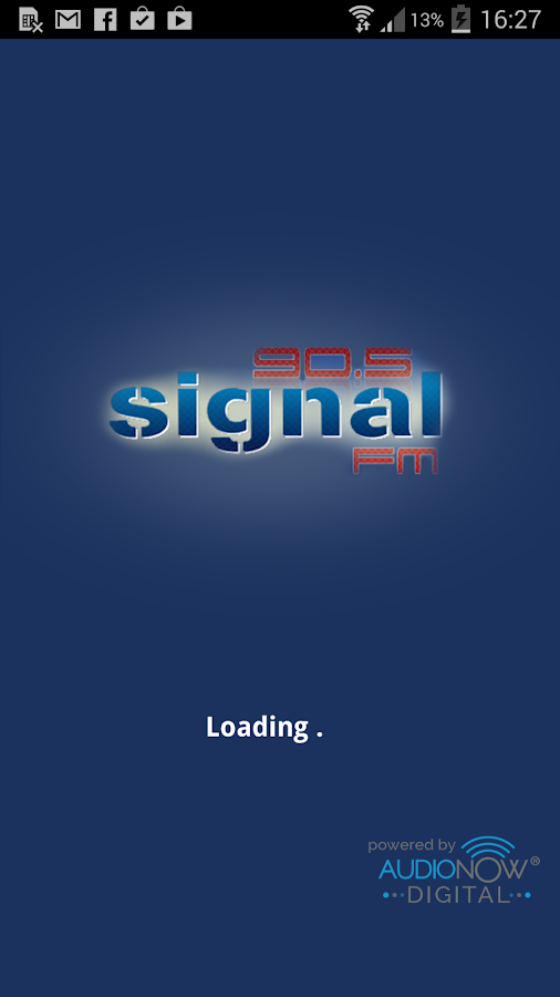 Radio Signal FM- screenshot