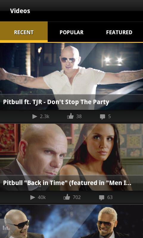 Pitbull- screenshot