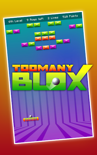 Too many Blox