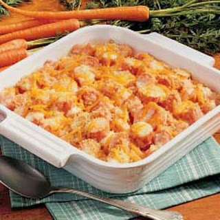 Zesty Carrot Bake.