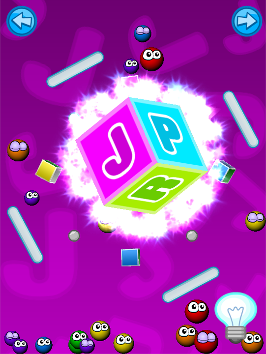 Bizzy Bubbles- screenshot
