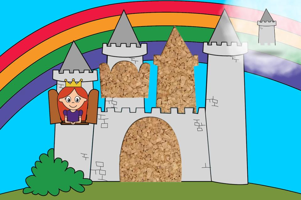 Princess Games for Girls Games Unicorn Kids Puzzle- screenshot