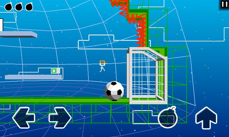 Blast Ball - screenshot