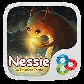 Nessie GO Launcher Theme