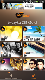 ZET Gold - screenshot thumbnail
