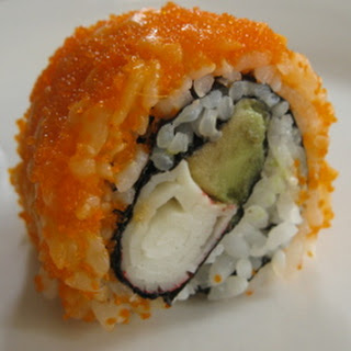 California Roll Recipe