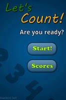 Screenshot of Let's count
