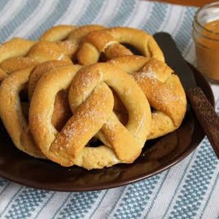 Gluten-Free Soft Pretzels.
