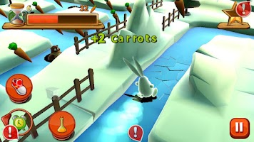 Screenshot of Bunny Maze