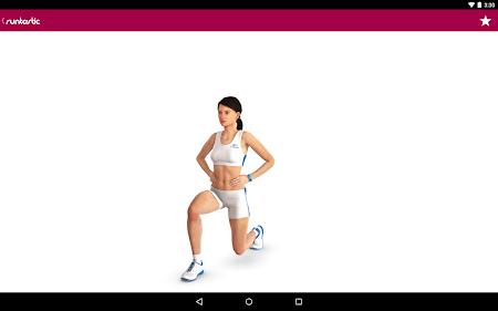 Runtastic Butt Trainer Workout 1.3 screenshot 31824