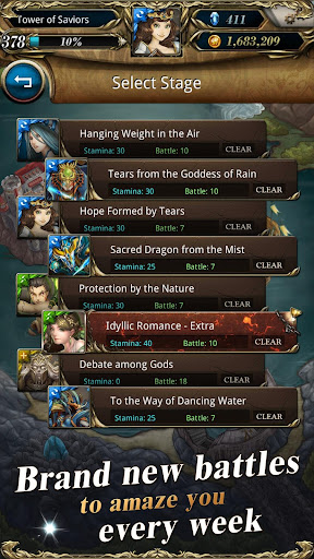 Tower of Saviors 15.13 screenshots 12