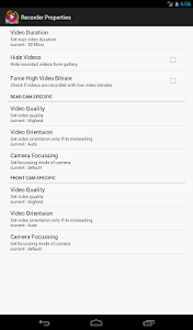 Secret Video Recorder Pro screenshot 12