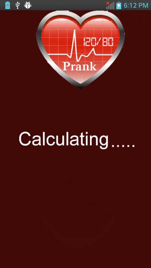Fingerprint Blood Pressure fun - Google Play Store revenue ...