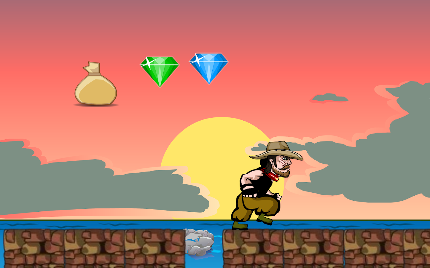 Run Dev Run- screenshot