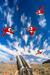 Angry space bird shooter - screenshot thumbnail