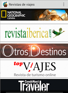 Revistas de Viajes screenshot 3