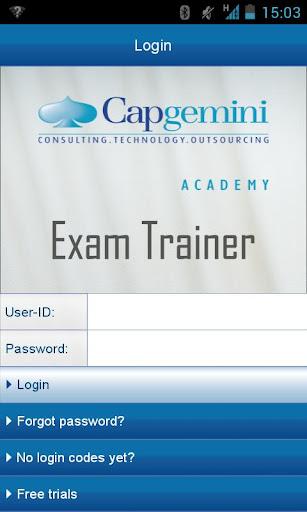 Capgemini Exam Trainer