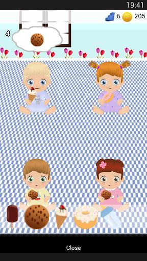 【免費休閒App】餵養 寶寶 的遊戲-APP點子