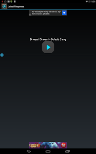 Latest Bollywood Ringtones - screenshot thumbnail