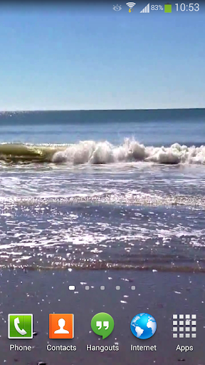 Waves Live Wallpaper HD 21