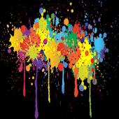 Paint Splash Livewallpaper