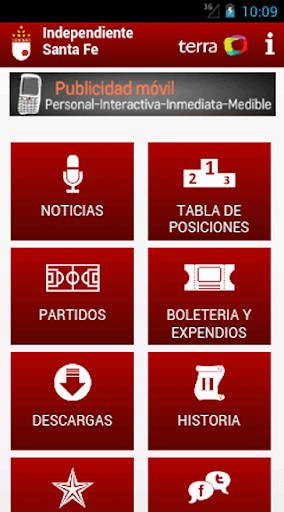 玩免費運動APP|下載Independiente Santa Fe app不用錢|硬是要APP