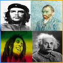 Famous People Picture Quiz icon