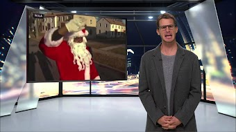 November 25, 2014 - Black Santa