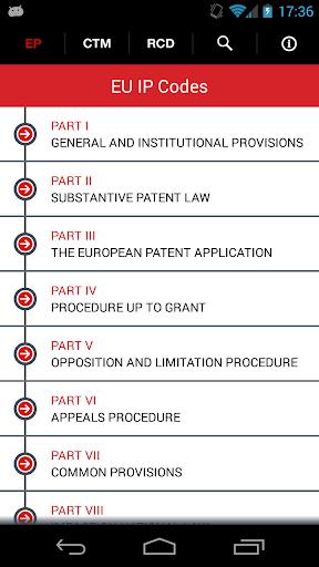 EU IP Codes